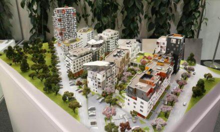 Čerešne začínajú s výstavbou druhej etapy, prinesie 218 bytov