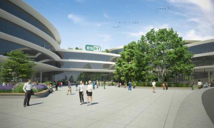 Eset už pozná návrhy svojho nového sídla, v hre sú tri architektonické štúdiá