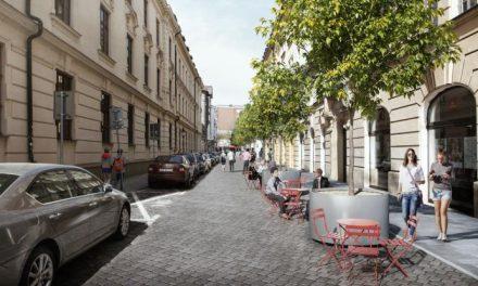 Bratislava začína po meškaní s revitalizáciou Klobučníckej ulice