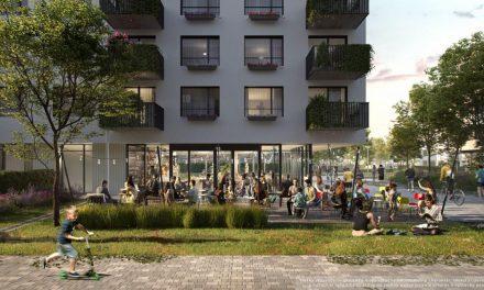 V Bratislave pribudne 4 500 bytov. Lucron predstavil novú štvrť v Petržalke