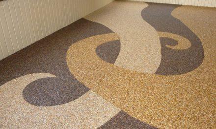Kamenný koberec – riešenie pre záhradu, múry, podlahy aj sprchu