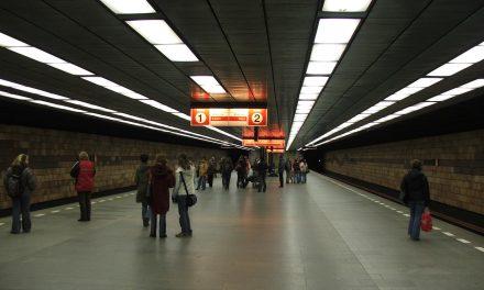 Začala modernizace stanice metra Opatov, zastávka bude bezbariérová