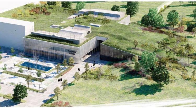 Na mieste zimného štadióna oproti Štrkovcu má vyrásť nové športové centrum 30.