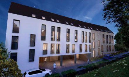 V centre Nitry pribudne Rezidencia pod Hradom, byty sú v predaji