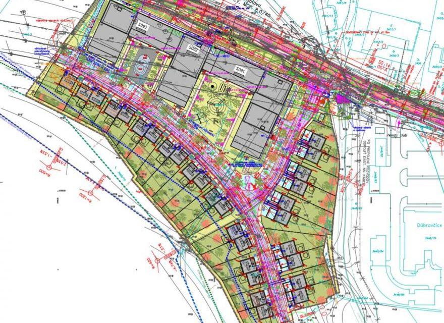 Nový projekt Cresca sa odhaľuje, prinesie 140 bytov a apartmánov