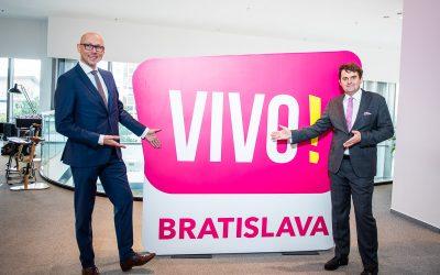 Polus City Center je oddnes VIVO! Bratislava s viac obchodmi a vylepšenou ponukou