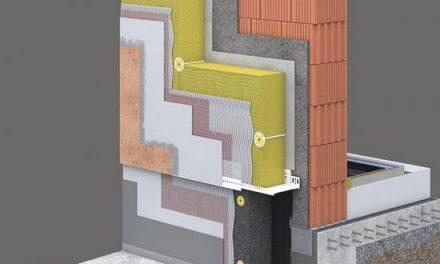 Konečne celkom nehorľavé riešenie pre soklovú časť fasády ETICS