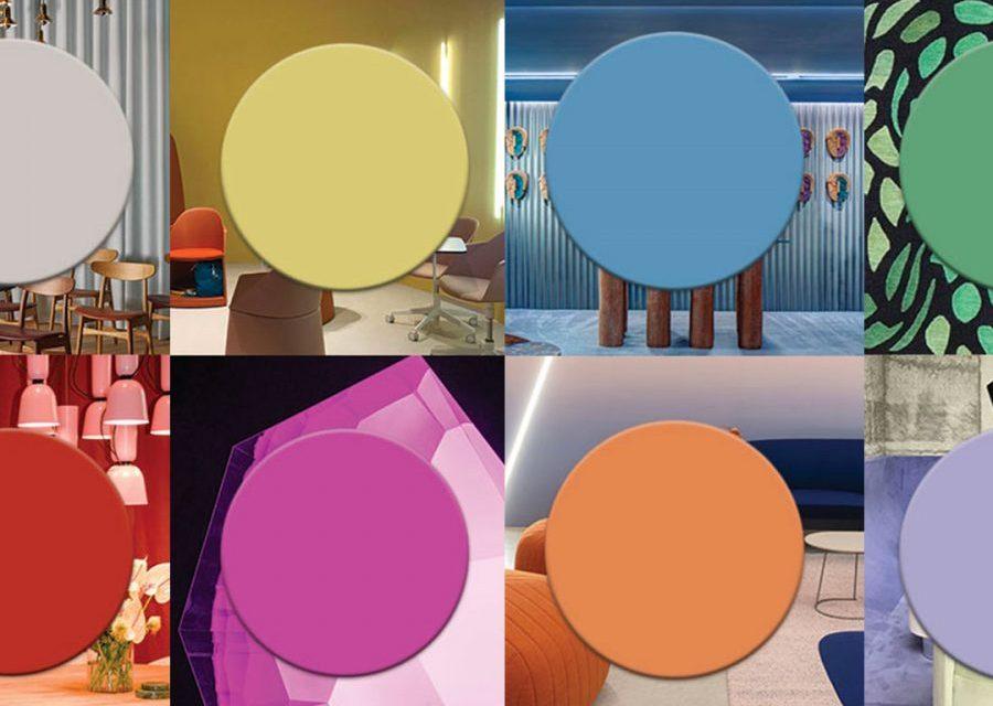 Farby dokážu zmeniť interiér