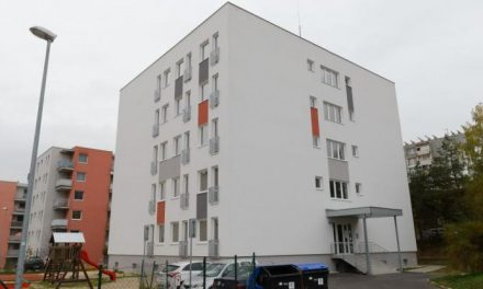 Aj Nitre chýbajú byty. Projekt s 220 nájomnými jednotkami postaví mesto
