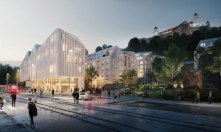 V novom roku začnú s výstavbou prvej etapy projektu Vydrica pod Bratislavským hradom