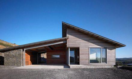 Nadčasová a efektívna pultová strecha
