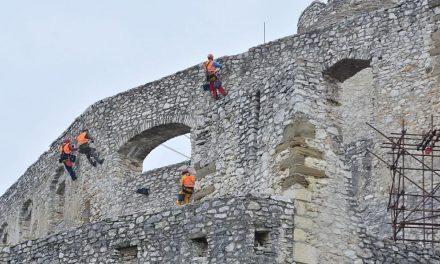 Ministerstvo hľadá milióny na obnovu Spišského hradu, hrozí zrútenie častí