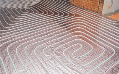 Ako limituje podlahové kúrenie výber podlahy?