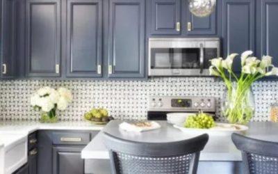 Sivá kuchyňa. A jej výhody, ktoré vám učarujú