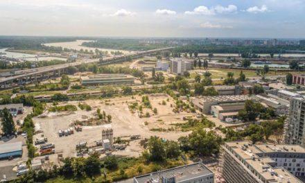 Štvrť v Ružinove s bytmi, kanceláriami a obchodmi bude kresliť 11 ateliérov