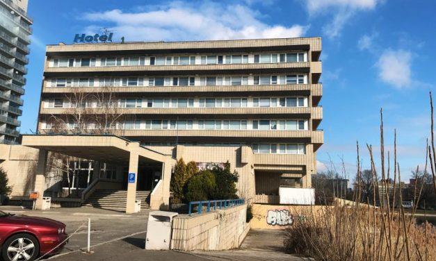 Z hotela pri Štrkovci chce Fiľo kancelárie a byty