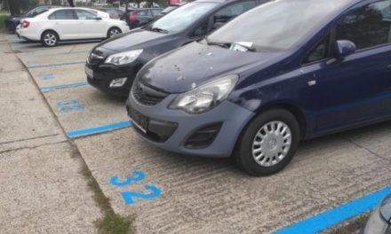 Mesto Bratislava vyhlasuje súťaž na nový informačný parkovací systém