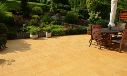 Betón – ideálny materiál pre živú záhradu