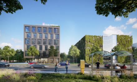 Pri letisku postavia nové kancelárie s parkovacím domom