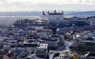 Bratislavské Staré Mesto vyhlásilo anketu. Ľudia sa majú vyjadriť, čo s Propellerom