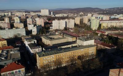 Budova Hlavnej pošty v Košiciach má nového majiteľa, prejde obnovou