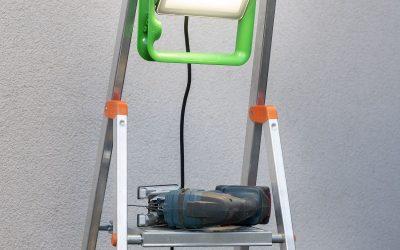 Pracovné lampy do drsných podmienok