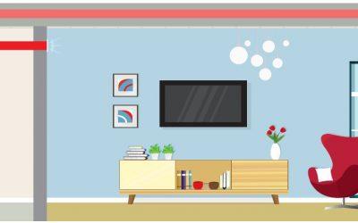 Rekuperácia s entalpickým výmenníkom – vetranie s ideálnou vlhkosťou pre váš domov