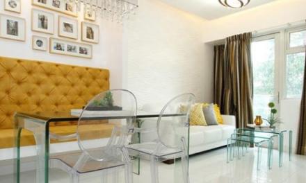 Neviditeľný nábytok: Ideálny je (nielen) do malých bytov