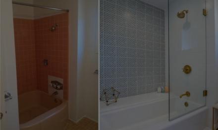 Kúpeľne, ktoré opekneli vďaka sklenej stene: Skoncujete so závesmi aj vy?