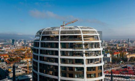 Štvrtú vežu v Sky Parku Penta pre aktuálnu situáciu odsúva