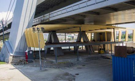 Stavbu pod Mostom SNP riešime, musí byť vyhlásená architektonická súťaž, tvrdí Vallo