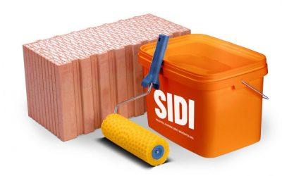 Murovanie s maltou HELUZ SIDI je rýchlejšie a úspornejšie