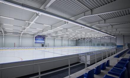 Montované športové haly – PEM aréna Stará Ľubovňa