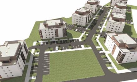 V Nitre sa rozbieha projekt výstavby nájomných bytov. Vznikne ich vyše 200