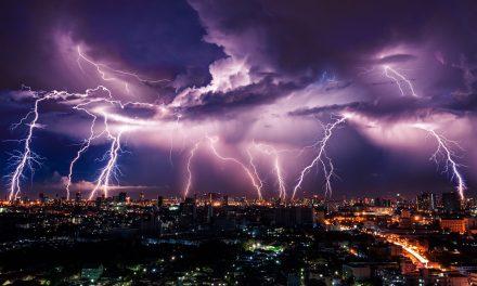 Ochráňte vaše bývanie pred úderom blesku