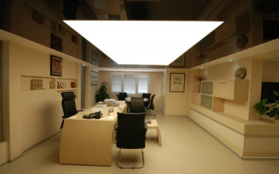 Moderné bývanie – trend napínaných stropov