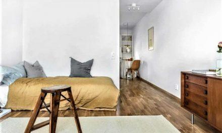 Inšpiratívny jednoizbový byt: Pozrite si 36 m² po netradičnej prerábke