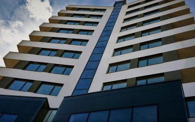 """Proxenta Residence: Namiesto kancelárií sa v """"zebre"""" zrodili byty"""