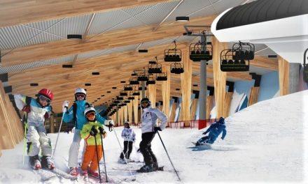 Na Donovaloch vyrastie nová lyžiarska hala. Výstavba sa má začať v roku 2022