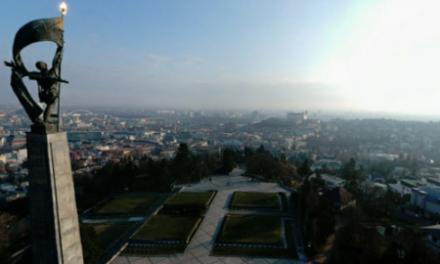 Rekonštrukcia pamätníka Slavín za takmer 2 milióny eur už začala, prebiehať bude vo viacerých fázach