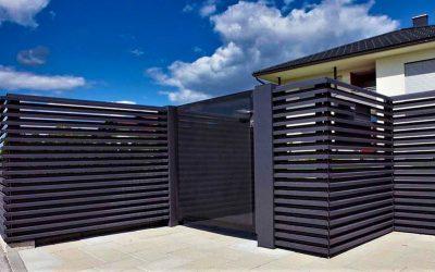Hliníkové ploty, brány a záhradné systémy majú čím prekvapiť