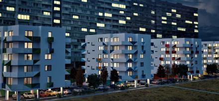 Pamätáte sa na schátraný skelet Domino v Petržalke? Investor plánuje modernú prestavbu
