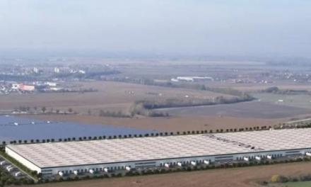 Pri Dunajskej Strede rastie nová priemyselná zóna. Má vytvoriť stovky pracovných miest