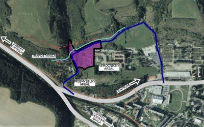 Nad Breznom plánujú vybudovať rekreačný areál s vodnou nádržou