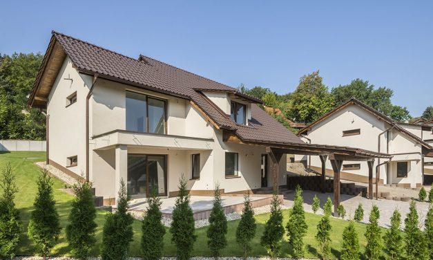 Rekreačné domy pri Vinianskom jazere