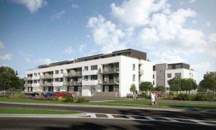 Výstavba projektu Nový Jantár v blízkosti Bratislavy napreduje, vznikajú tu byty aj apartmány