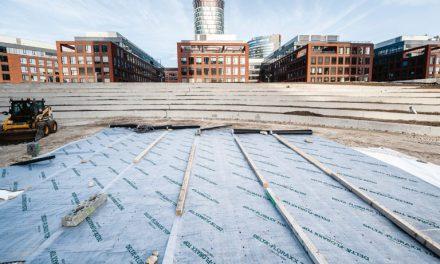 Zelená strecha: Ako bezpečne odviesť vodu