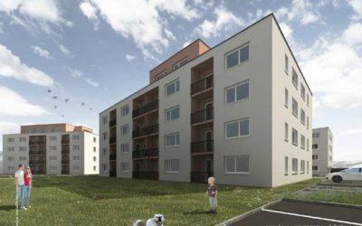 S výstavbou nájomných bytov na Tehelnej ulici by sa mohlo začať v prvej polovici roku 2021