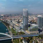 EUROVEA TOWER: Ako napreduje výstavba prvého slovenského mrakodrapu