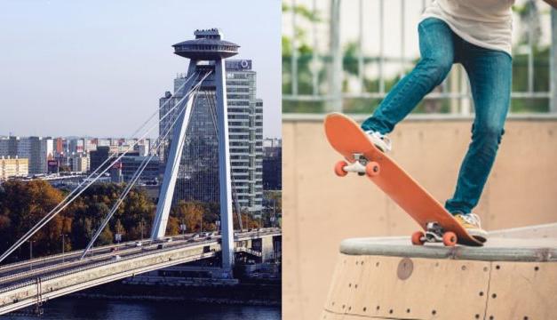 Primátor Vallo chce vybudovať v Bratislave 2 nové skateparky, a to v Karlovej Vsi a pod Mostom SNP